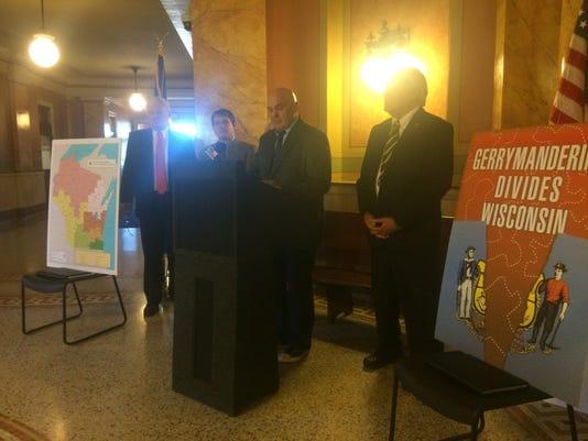 Gerrymandering Divides Wisconsin