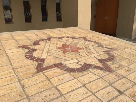 Hebrew Mosaic
