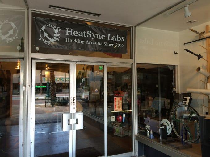 """2009: HeatSync Labs opens a """"hackerspace"""" in downtown"""