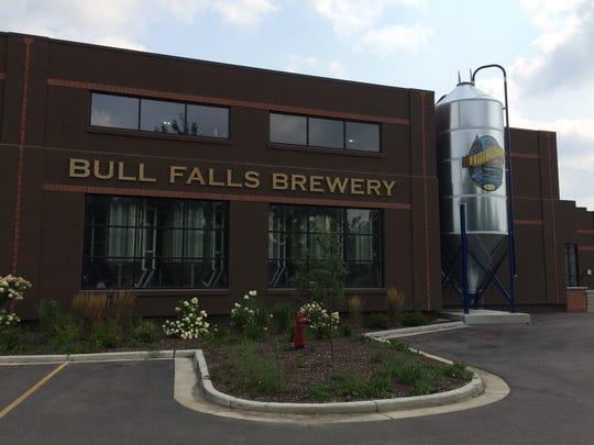 Bull Falls Brewery in Wausau was established in 2007