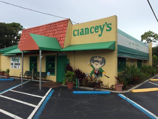 Clancey's restaurant Fort Myers