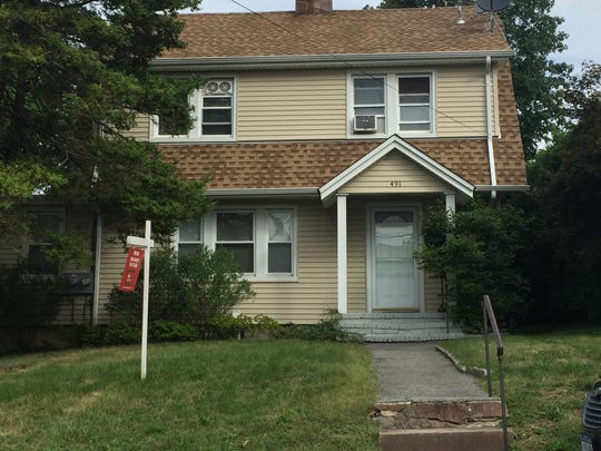 491 Franklin St. in Rye Brook, a two-family home the