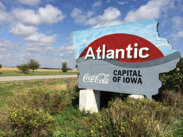 Get your road-trip fix on Route 6, Iowa's 'forgotten' highway