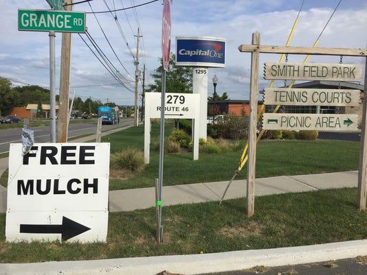 free mulch parsippany