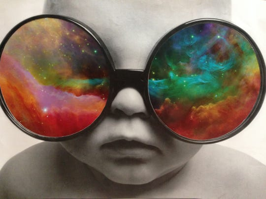Artwork by new Sheboygan Visual Artist Lybra Olbrantz will be on display during a showcase from 6 to 10 p.m. on Friday, Sept. 25, at EBCO Artworks.