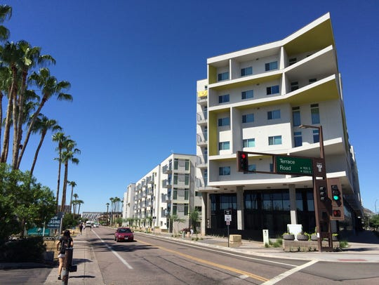Vertex Student Apartments is set to open this year