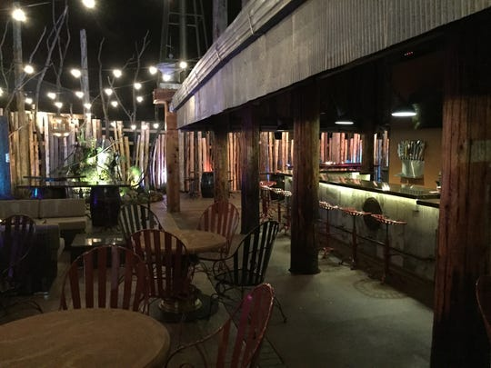 Sconni's Alehouse & Eatery recently completed construction on its new patio.