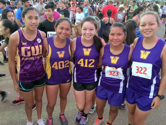GDOE 5K: A gathering of Guam's educational groups