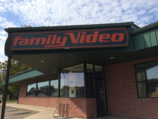 Family Video in Wisconsin Rapids, located at 820 8th