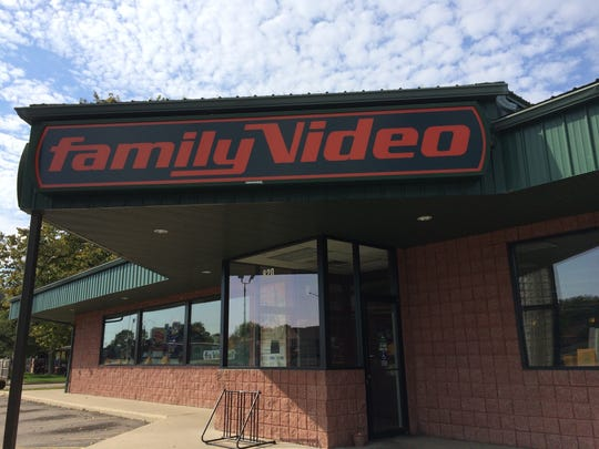 Family Video in Wisconsin Rapids, located at 820 8th Street South.