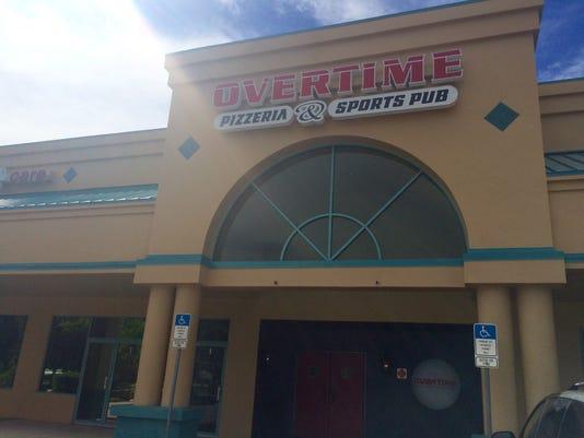 Overtime Pizzeria Cape Coral