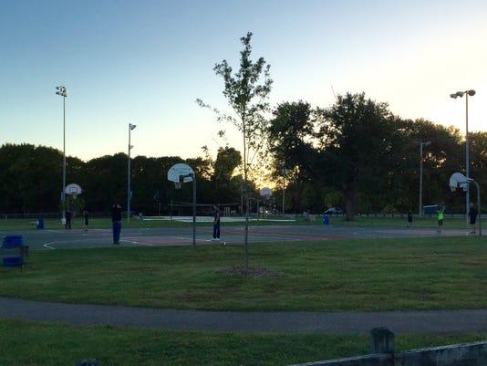 Horseshoe Lake Basketball