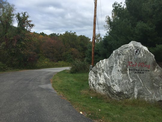 The Red Wing Recreational Area in the Town of LaGrange offers a short hike to a summit overlooking the immediate area.
