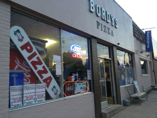 Bordy's Pizzeria at Drake opened in the space formerly occupied by Paul Revere's Pizza about two years ago .
