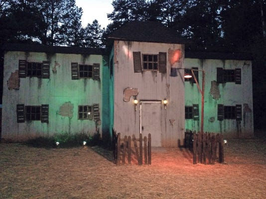 Let's go: MadWorld escape room offers scary fun