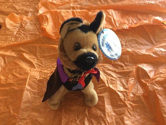 Sgt. Diego saves Halloween