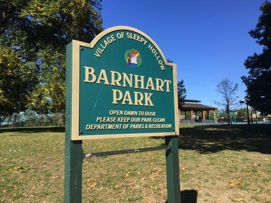 Tahj Robinson, 17, was fatally stabbed at Sleepy Hollow's Barnhardt Park.
