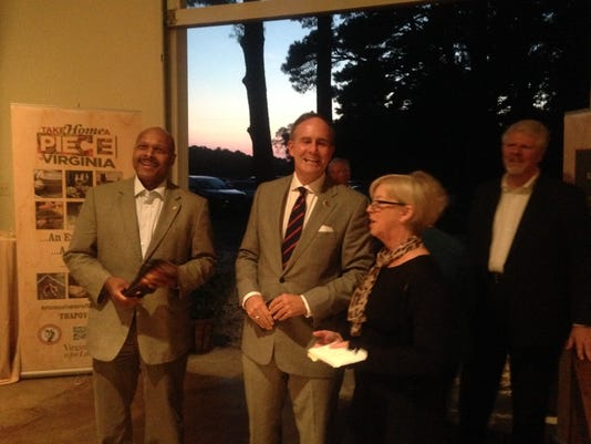 Virginia Eastern Shore Artisan Trail celebration