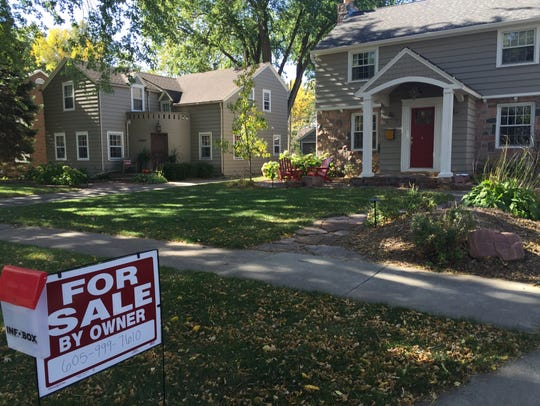 More houses were listed for sale in September compared