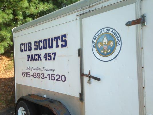 Cut Scouts trail