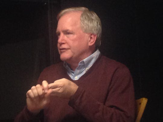 Dr. Patrick Sullivan talks about the development of