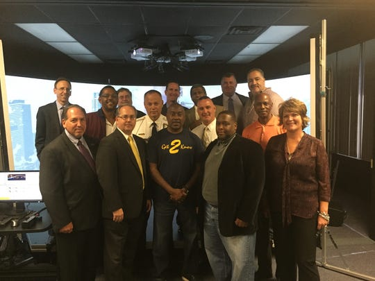 New Jersey police chiefs and prosecutors and members