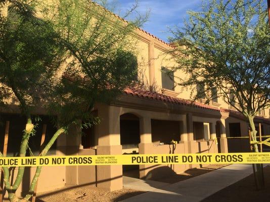 Woman found dead in Phoenix apartment