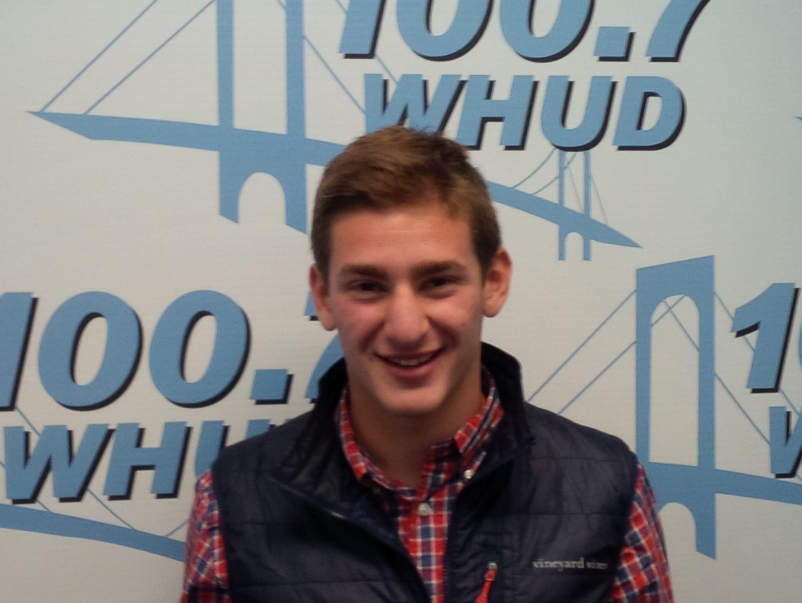 Byram Hills soccer's Benjamin Weinstein is this week's ConEdison Athlete of the week