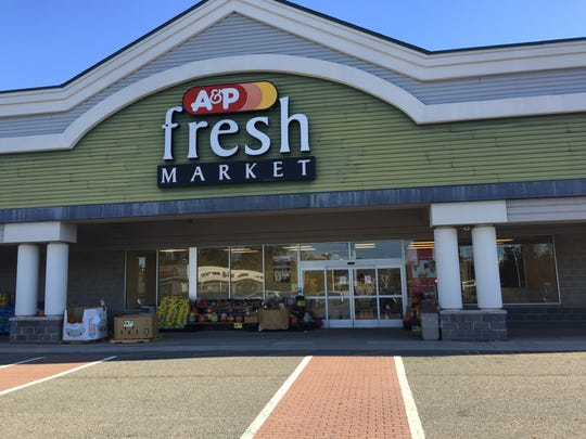 A&P on Myrtle Avenue in Boonton closed Thursday night to prepare for a liquidation sale that began Friday morning, Oct. 16.