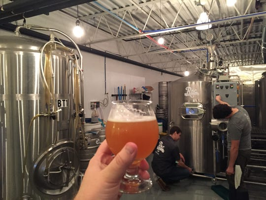Since opening five years ago, Roc Brewing has expanded