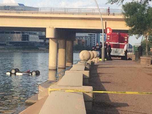 1. Husband kills family in Tempe Town Lake murder-suicide
