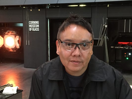 Virgil Ortiz