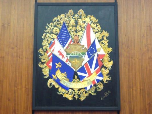 Wetumpka City Seal Logo