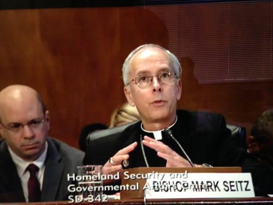 Bishop Seitz