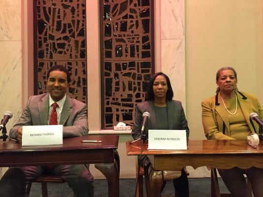 Mount Vernon mayoral candidates