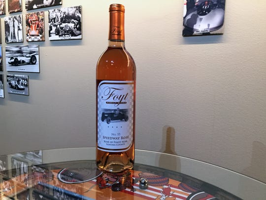 After customer demand, Foyt Wine Vault in Speedway decided to bring in a sweeter varietal, Rose.