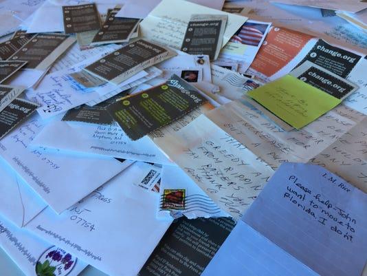 APP petition letters
