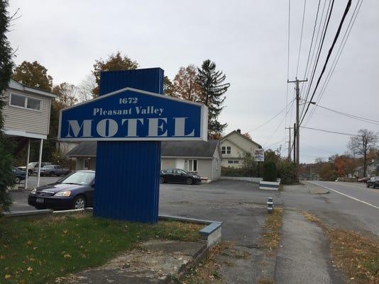 Pleasant Valley Motel Charles Cole murder