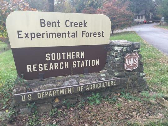 Bent Creek Experimental Forest