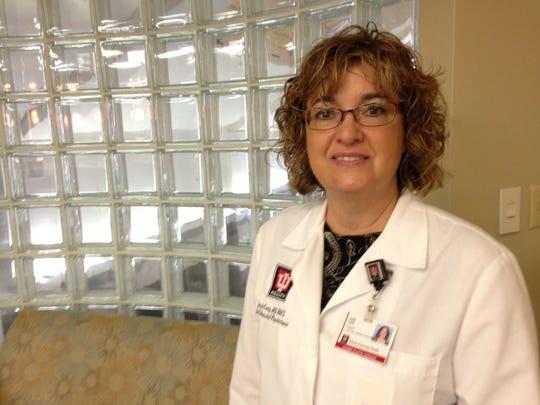 Dr. Linda Camp, plastic surgeon for the IU Health Cosmetic