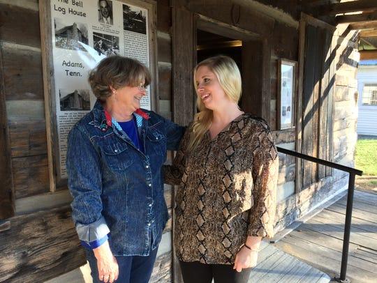 Dr. Sue Clifton and Sara Pugh talk about their work