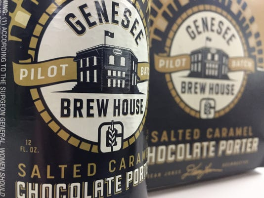 Genesee Salted Caramel Chocolate Porter