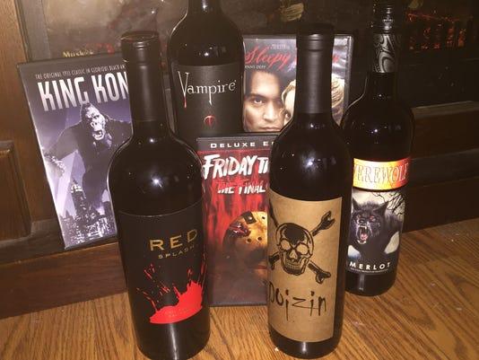 Wines horror movies