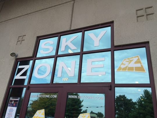 Sky Zone has a parent lounge, but encourages parents