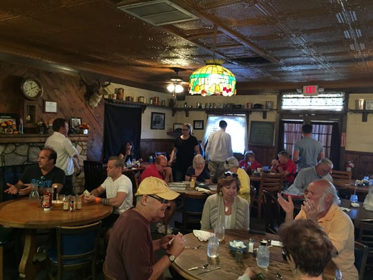 The Rock Springs Cafe in Black Canyon City on Monday, November 2, 2015.