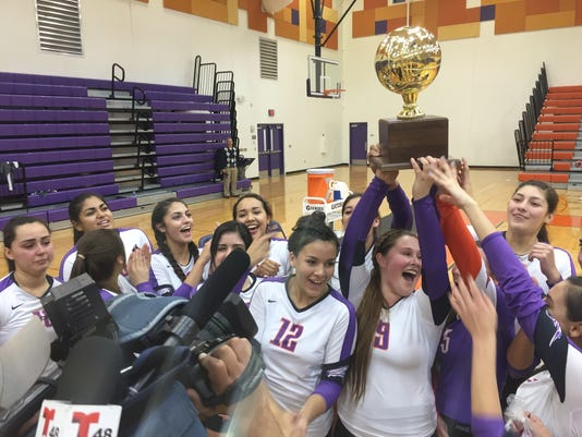 Eastlake Volleyball