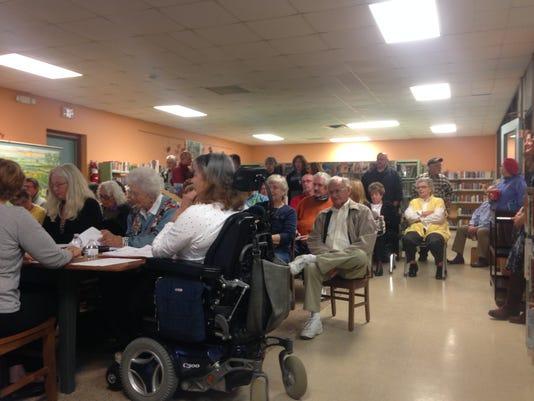 Eastern Shore Public Library Board of Trustees