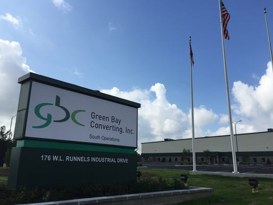 Green Bay Converting, Inc.
