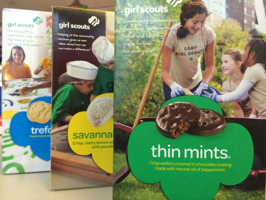 Girl Scout Cookies price hike