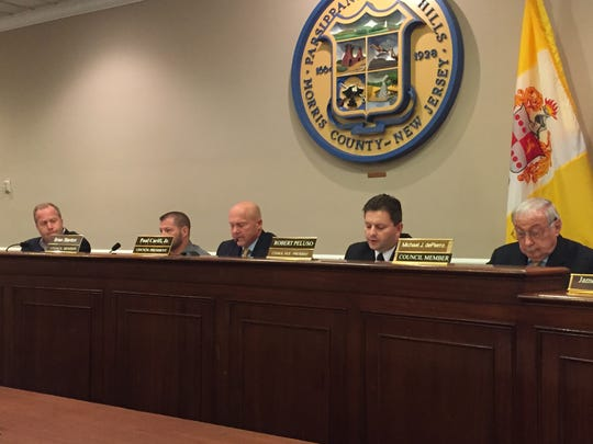 The Parsippany-Troy Hills Council introduced a compromised